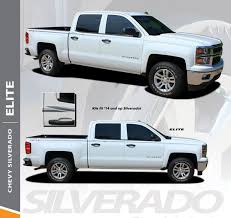 Elite Silverado Door Stripes Silverado Decals Silverado Vinyl Graphics