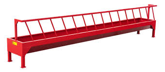 Fl Series Feeder Fence Line Cattle Feeders Farmco Manufacturing