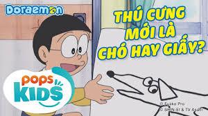 S8] Doraemon Tập 379 – Thú Cưng Mới Của Nobita Là Chó Hay Là Giấy ...