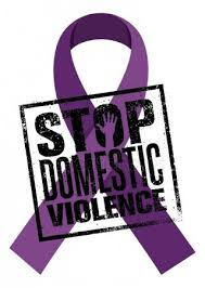 Stop domestic violence image