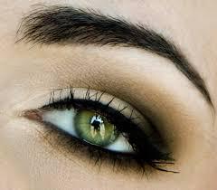 smokey eye makeup ideas for green eyes