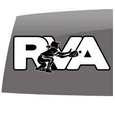 Rva Softball Sticker Brand The City