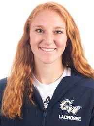 Abby Carlin - Women's Lacrosse - George Washington University Athletics