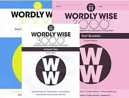 Wordly Wise 3000 Fourth Edition Student Edition + Test Booklet + Answer Key  Set Grade 11: Kenneth Hodkinson. Sandra ...