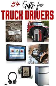 54 best gifts for truck drivers they re