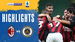 AC Milan 3-0 Spezia | Serie A 20/21 Match Highlights - YouTube
