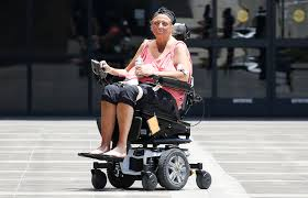 Abby Lee Miller Tans in Wheelchair Amid Cancer Battle