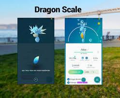 Pokemon GO Evolution Items - Dragon Scale Metal Coat, Sun Stone ...