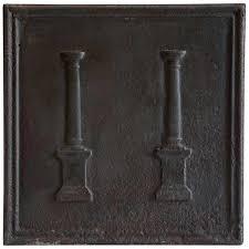 french louis xvi cast iron fireplace