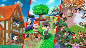 The Best Animal Crossing Games Of All ...
