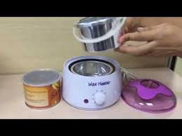wax warmer electric hair removal you
