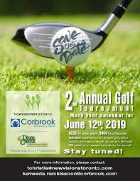 2019 golf tournament corbrook