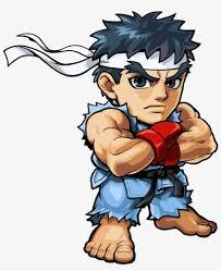 ryu street fighter cartoon