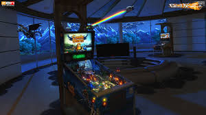 tables are on the way to pinball fx2 vr