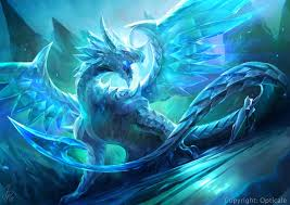 crystal dragon wallpapers top free