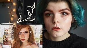 harmony nice makeup tutorial