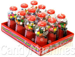 toy gumball machines with gum