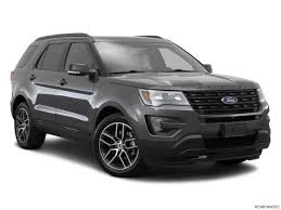 2016 ford explorer read owner and