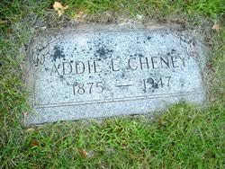 "Adelaide L. ""Addie"" Reed Cheney (1875-1947) - Find A Grave Memorial"