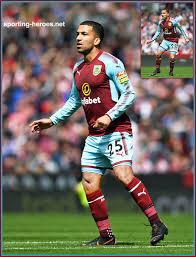 Aaron LENNON - League Appearances - Burnley FC
