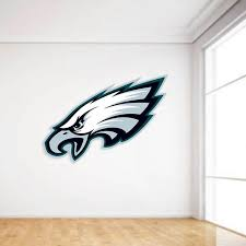 Philadelphia Football Wall Decal Nfl Sticker