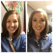 makeup transformation courtesy of