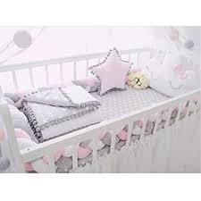 com baby braided crib pers