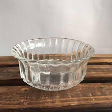 4 3 inch crystal glass bowl for ice
