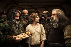 Hobbit bread... meat? | Lo hobbit, Film e Il signore degli anelli