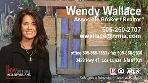 Wendy Wallace, Realtor with Keller Williams Realty - Real Estate Agents in  Valencia and Bernalillo County and Surrounding Areas