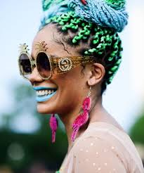 6 cool festival makeup and hair looks