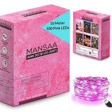 Mansaa Usb String Lights For Decoration Buy Online In Andorra At Desertcart