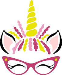 This Is Too Cute Decals So Of Course I Have To Have Cute Unicorn Face Vinyl Stickers Available These Cuties Unicorn Stencil Unicorn Crafts Unicorn Wallpaper