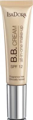 isadora bb cream spf12 16 almond beige