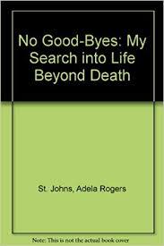 Amazon | No Goodbyes | St. Johns, Adela Rogers | History