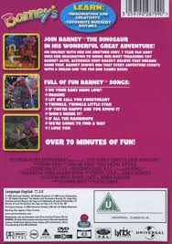 Barney's Great Adventure: The Movie (DVD): Steve Gomer | DVD | Buy online  in South Africa from Loot.co.za