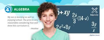 homeschool high school algebra 1 course