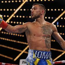 Vasiliy Lomachenko vs. Teofimo Lopez Jr ...