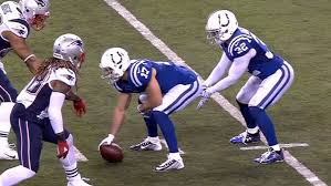Colts attempt bizarre special teams play ... and fail