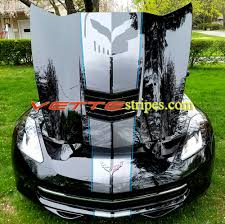 Has Anyone Installed A Stinger Hood Decal Corvetteforum Chevrolet Corvette Forum Discussion