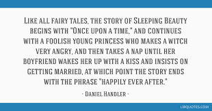 like all fairy tales the story of sleeping beauty begins