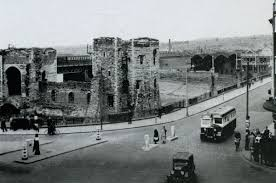 NOW AND THEN: Newport Castle | South Wales Argus