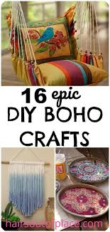 diy easy boho crafts for your boho chic