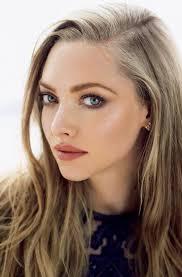 makeup blonde hair blue eyes character