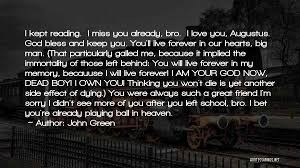 top miss you dead friend quotes sayings