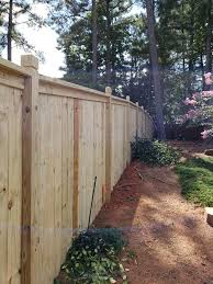 How To Install A Wood Fence That Won T Rot Accent Fence Company
