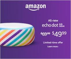 Every Dorm Room Needs Echo Dot Echo Dot Kids Amazon Promo Codes