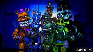 Sfm Fnaf Five Nights At Freddy S 4 Five Nights At Freddy S