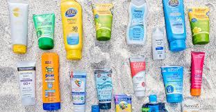 7 kem chống nắng đi biển tốt nhất hiện nay - Đánh Giá Đúng
