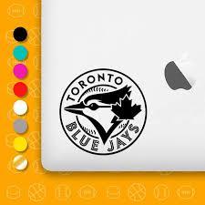 Blue Jays Blue Jays Baseball Blue Jays Sticker Toronto Blue Jays Blue Jays Vinyl Blue Jays Decal T Baseball Car Decals Baseball Decals Blue Jays Baseball
